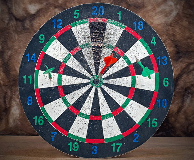 Grip, Stand, Throw – A Primer On Good Dart Throwing Technique